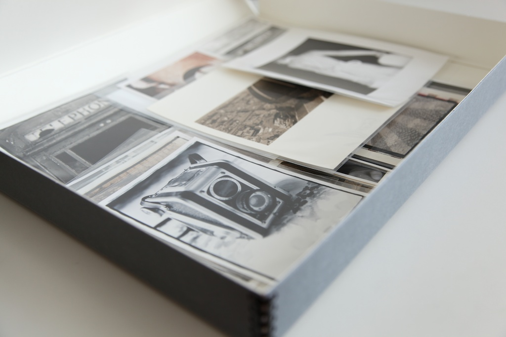 archival box of my photographs