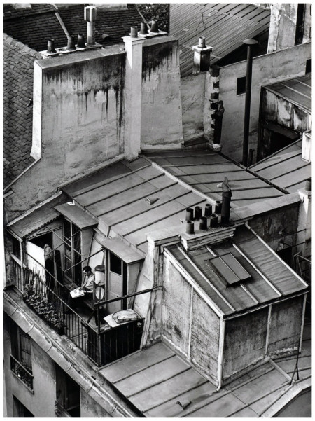 photo by Andre Kertesz, Paris 1926