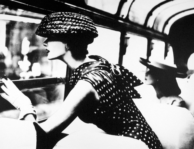photo Lillian Bassman