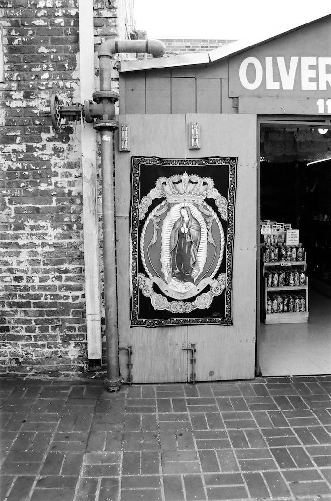 shop on Olvera Stl, Los Angeles