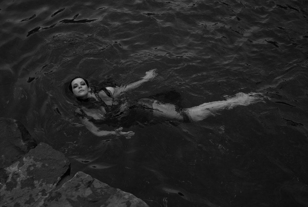 Liv Taylor by Helena Christensen